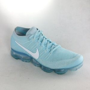 RARE NIKE Air VaporMax 'Glacier Blue' Sneakers